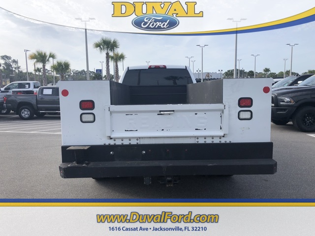 2016 Sierra 3500 Crew Cab DRW 4x4, Service Body #PGF285304 - photo 5