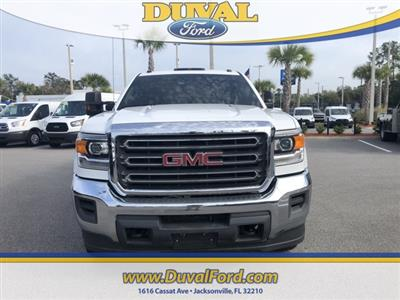 2016 Sierra 3500 Crew Cab DRW 4x4, Service Body #PGF285304 - photo 3