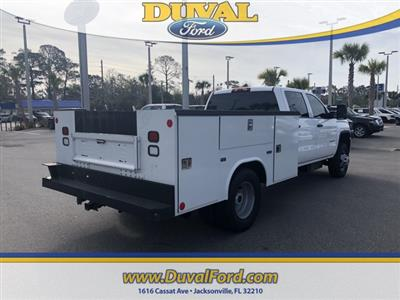 2016 Sierra 3500 Crew Cab DRW 4x4, Service Body #PGF285304 - photo 2