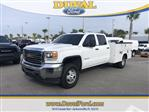 2016 Sierra 3500 Crew Cab DRW 4x4, Service Body #PGF285304 - photo 1