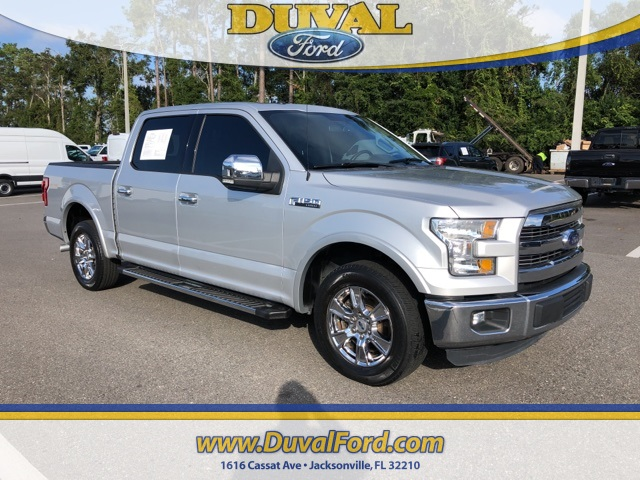 2016 F-150 SuperCrew Cab 4x2,  Pickup #PGFA59973 - photo 1