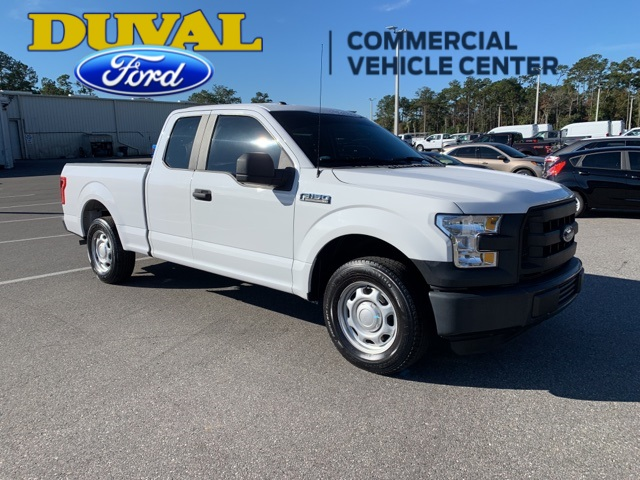2016 F-150 Super Cab 4x2, Pickup #PGKE77269 - photo 1