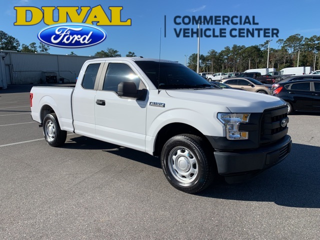 2016 F-150 Super Cab 4x2, Pickup #PGKE77269 - photo 3