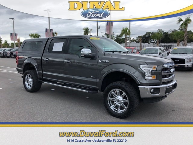 2016 F-150 SuperCrew Cab 4x4,  Pickup #PGKE91338 - photo 1