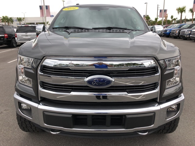 2016 F-150 SuperCrew Cab 4x4,  Pickup #PGKE91338 - photo 4