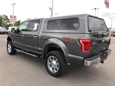 2016 F-150 SuperCrew Cab 4x4,  Pickup #PGKE91338 - photo 6