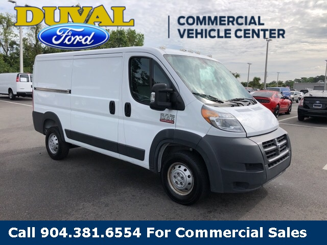 2017 ProMaster 1500 Low Roof FWD,  Empty Cargo Van #PHE547802 - photo 1