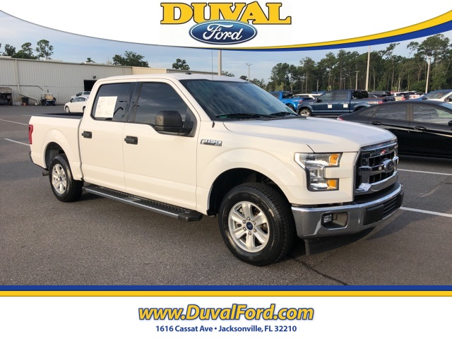 2017 F-150 SuperCrew Cab 4x2,  Pickup #PHFA11613 - photo 1