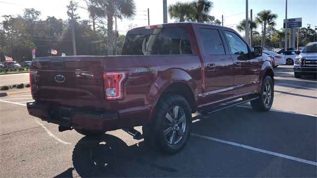 2017 Ford F-150 SuperCrew Cab 4x4, Pickup #PHFA32594 - photo 29