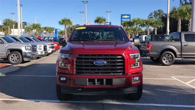 2017 Ford F-150 SuperCrew Cab 4x4, Pickup #PHFA32594 - photo 6