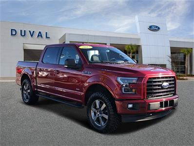 2017 Ford F-150 SuperCrew Cab 4x4, Pickup #PHFA32594 - photo 1