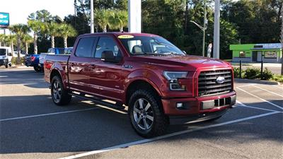 2017 Ford F-150 SuperCrew Cab 4x4, Pickup #PHFA32594 - photo 3