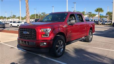 2017 Ford F-150 SuperCrew Cab 4x4, Pickup #PHFA32594 - photo 7