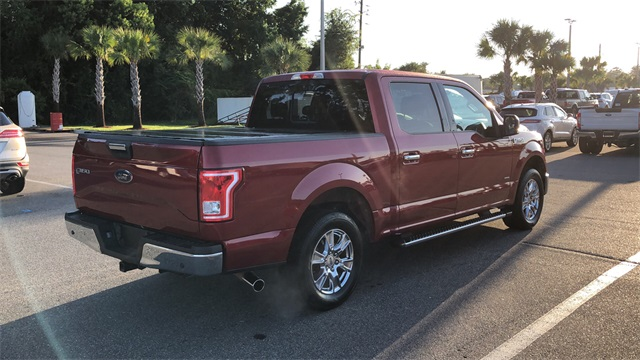 2017 Ford F-150 SuperCrew Cab 4x2, Pickup #PHFA69964 - photo 2