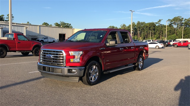 2017 Ford F-150 SuperCrew Cab 4x2, Pickup #PHFA69964 - photo 6