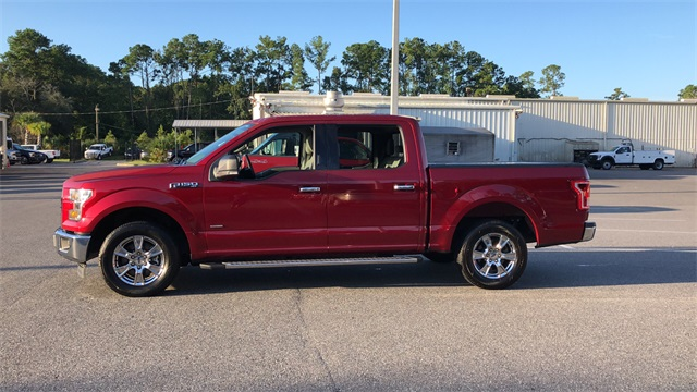 2017 Ford F-150 SuperCrew Cab 4x2, Pickup #PHFA69964 - photo 7