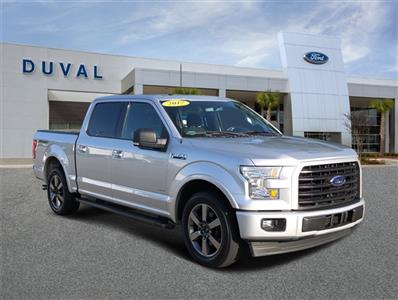 2017 Ford F-150 SuperCrew Cab 4x2, Pickup #PHFA71006 - photo 1