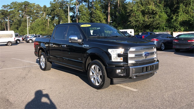 2017 Ford F-150 SuperCrew Cab 4x4, Pickup #PHFB05835 - photo 3
