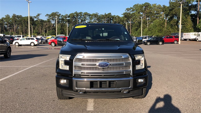 2017 Ford F-150 SuperCrew Cab 4x4, Pickup #PHFB05835 - photo 5