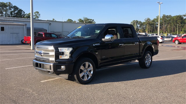 2017 Ford F-150 SuperCrew Cab 4x4, Pickup #PHFB05835 - photo 6