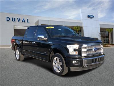 2017 Ford F-150 SuperCrew Cab 4x4, Pickup #PHFB05835 - photo 1
