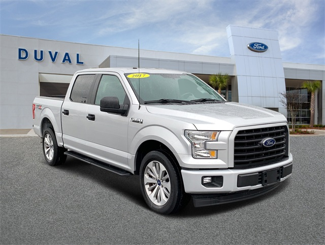 2017 Ford F-150 SuperCrew Cab 4x2, Pickup #PHFB29106 - photo 1