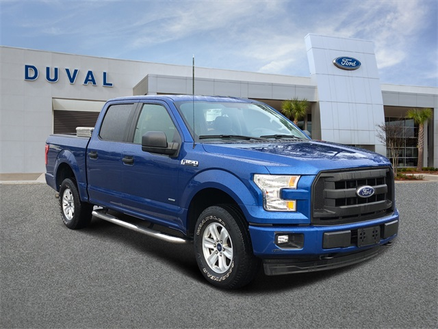 2017 Ford F-150 SuperCrew Cab 4x4, Pickup #PHFC28888 - photo 1