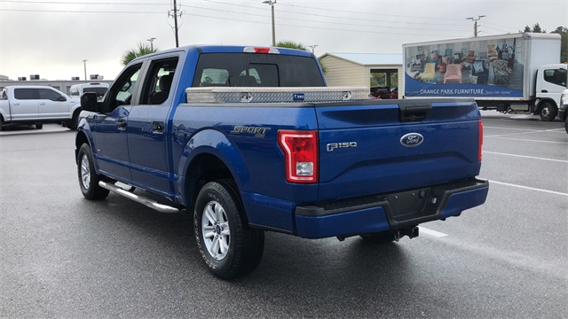 2017 Ford F-150 SuperCrew Cab 4x4, Pickup #PHFC28888 - photo 25