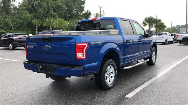 2017 Ford F-150 SuperCrew Cab 4x4, Pickup #PHFC28888 - photo 2