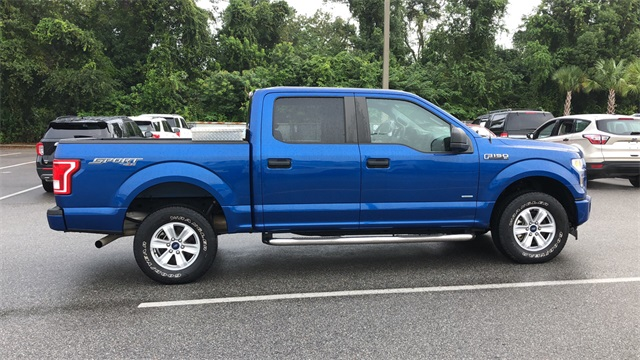 2017 Ford F-150 SuperCrew Cab 4x4, Pickup #PHFC28888 - photo 27
