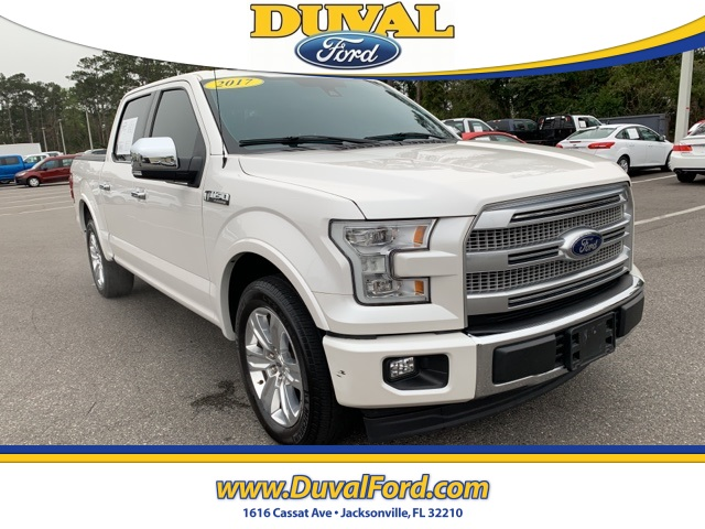 2017 F-150 SuperCrew Cab 4x2, Pickup #PHFC50252 - photo 1