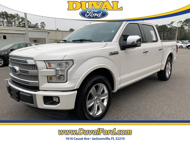 2017 F-150 SuperCrew Cab 4x2, Pickup #PHFC50252 - photo 4