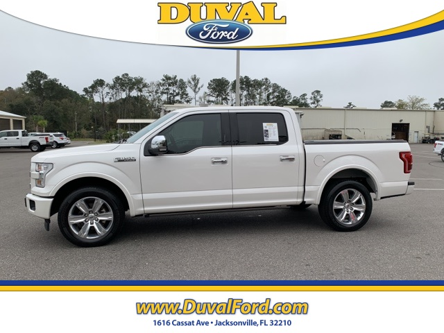 2017 F-150 SuperCrew Cab 4x2, Pickup #PHFC50252 - photo 5