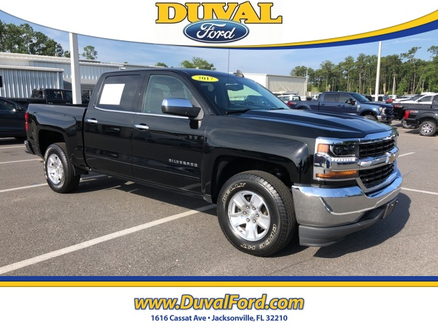 2017 Silverado 1500 Crew Cab 4x2,  Pickup #PHG334045 - photo 1