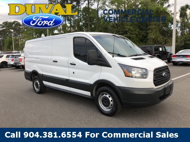 2017 Transit 150 Low Roof 4x2,  Empty Cargo Van #PHKA10674 - photo 1