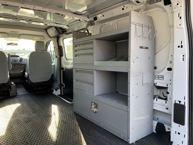 2017 Transit 250 Low Roof 4x2, Upfitted Cargo Van #PHKA13647 - photo 12