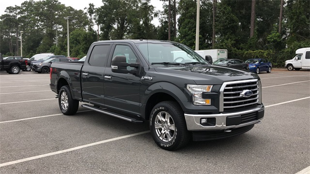 2017 Ford F-150 SuperCrew Cab 4x4, Pickup #PHKD79972 - photo 3