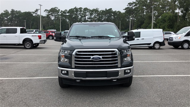 2017 Ford F-150 SuperCrew Cab 4x4, Pickup #PHKD79972 - photo 5