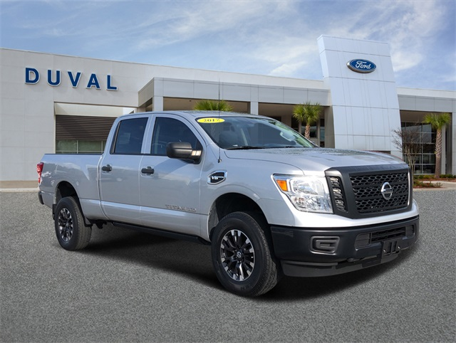 2017 Nissan Titan XD Crew Cab 4x2, Pickup #PHN500484 - photo 1