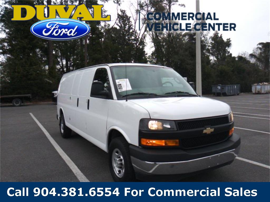 2018 Chevrolet Express 2500 4x2, Upfitted Cargo Van #PJ1342383 - photo 1