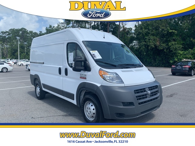 2018 Ram ProMaster 1500 High Roof FWD, Empty Cargo Van #PJE158086 - photo 1
