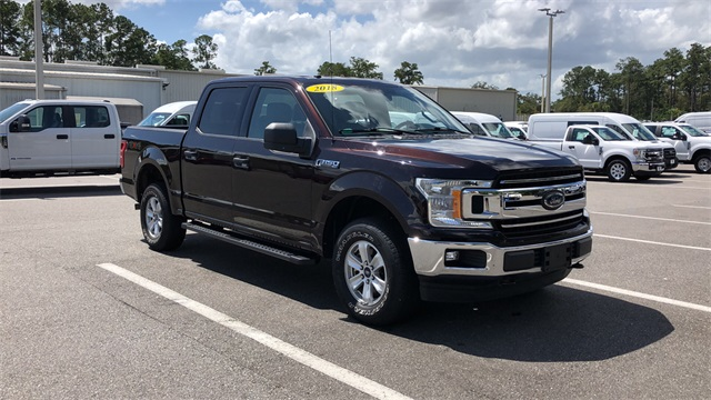2018 Ford F-150 SuperCrew Cab 4x4, Pickup #PJFD14745 - photo 3