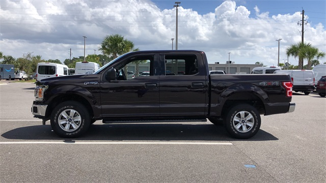 2018 Ford F-150 SuperCrew Cab 4x4, Pickup #PJFD14745 - photo 7