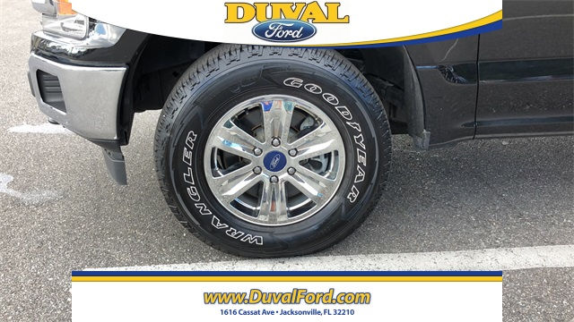 2018 Ford F-150 SuperCrew Cab 4x4, Pickup #PJFD62689 - photo 7