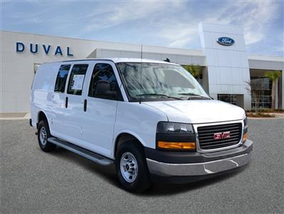 2019 GMC Savana 2500 4x2, Empty Cargo Van #PK1291711 - photo 1