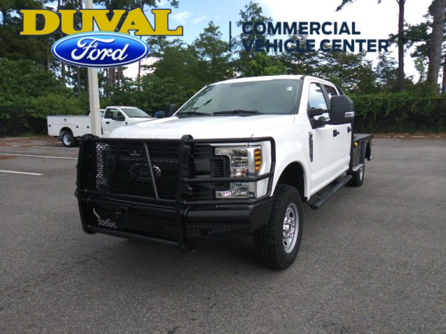 2019 Ford F-250 Crew Cab 4x4, Platform Body #PKEF53662 - photo 1