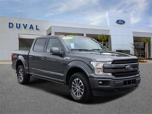 2019 Ford F-150 SuperCrew Cab 4x4, Pickup #PKFC12962 - photo 1