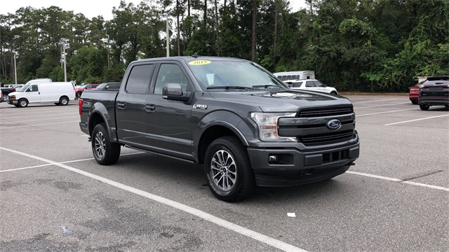 2019 Ford F-150 SuperCrew Cab 4x4, Pickup #PKFC12962 - photo 3
