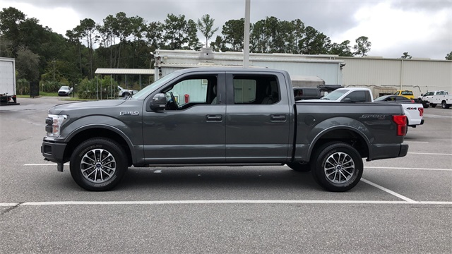 2019 Ford F-150 SuperCrew Cab 4x4, Pickup #PKFC12962 - photo 7