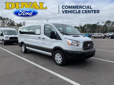 2019 Transit 350 Low Roof 4x2, Passenger Wagon #PKKA06335 - photo 1